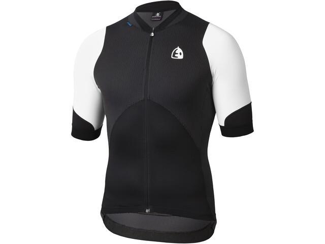 Etxeondo Sasoi Kortærmet cykeltrøje Herrer hvid/sort | Jerseys